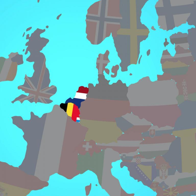 European Market: Start in the Benelux