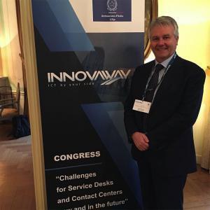 Innovaway: Algemeen Directeur Antonio Burinato