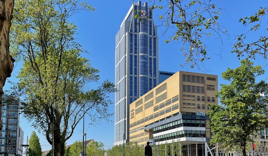 Contact informatie NextSales HQ Rotterdam